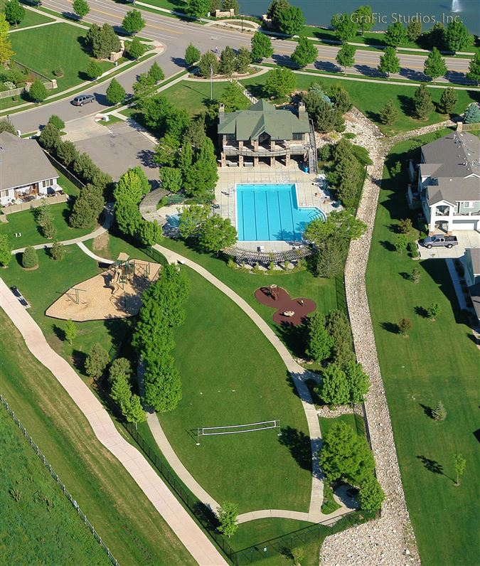 Custom home on large lot backing to acres of private open space mansions