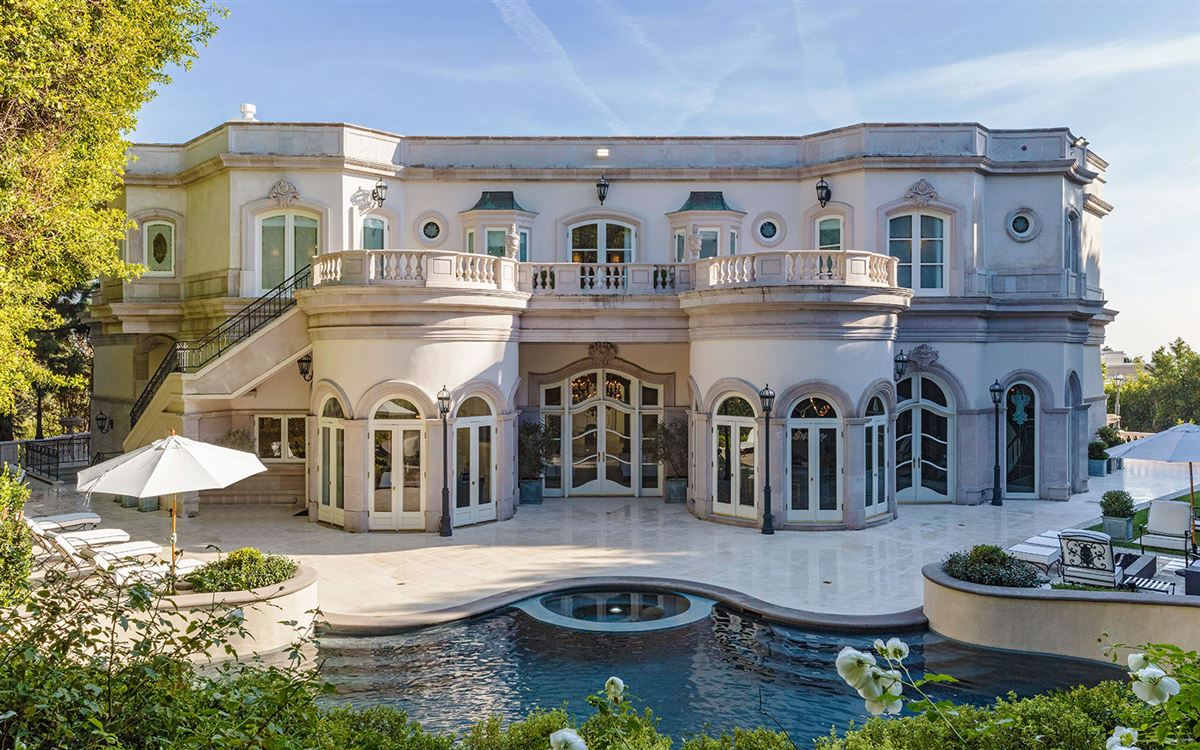 exquisite European architectural styles luxury real estate