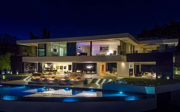 A Masterpiece Unbound. US $39,950,000 In Los Angeles ...