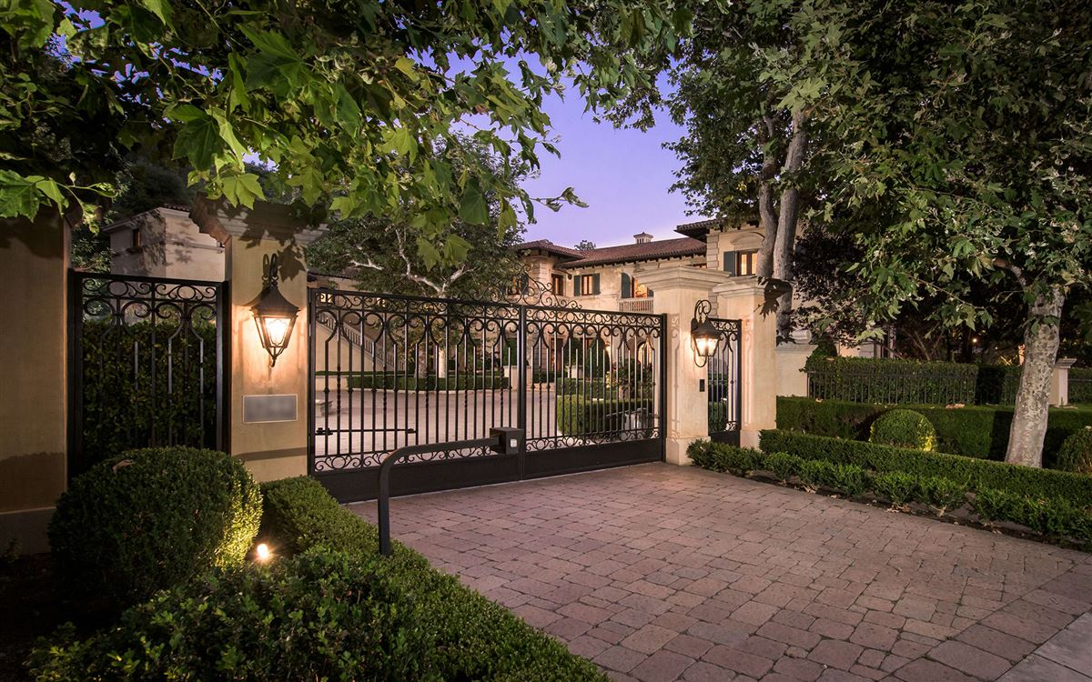 Gated Community Of Moraga Estates California Luxury