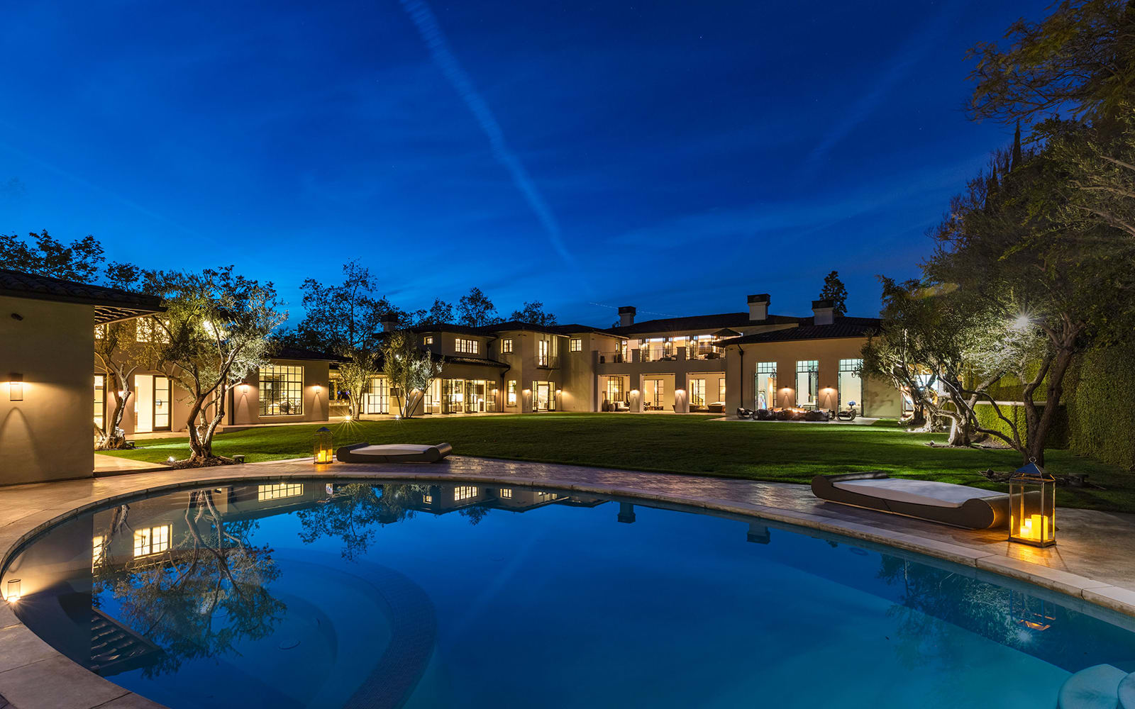 Estate On Billionaires Row. US $69,995,000 In Los Angeles ...