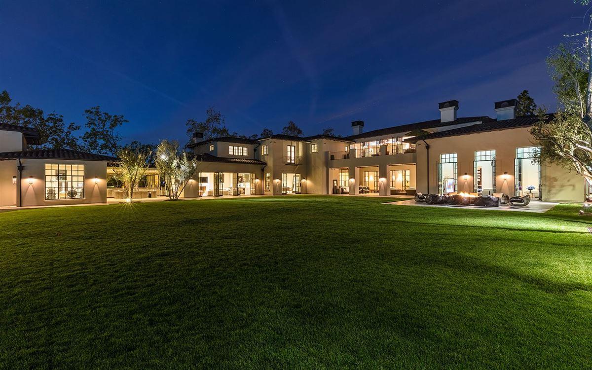 Estate on Billionaires Row luxury real estate