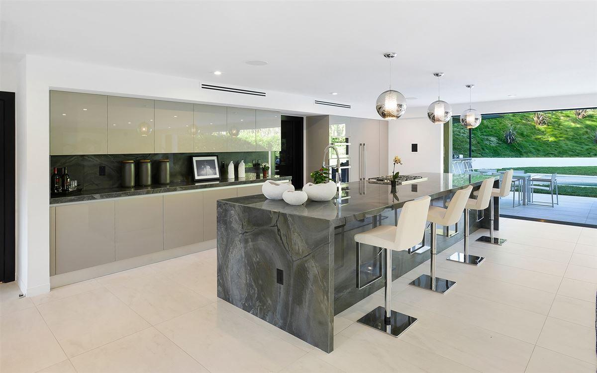 Modern Yet Warm Luxury Open Concept Home California Luxury Homes