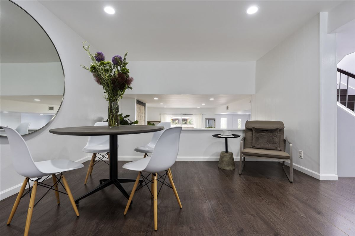 rare beautifully styled three bedroom townhome luxury real estate