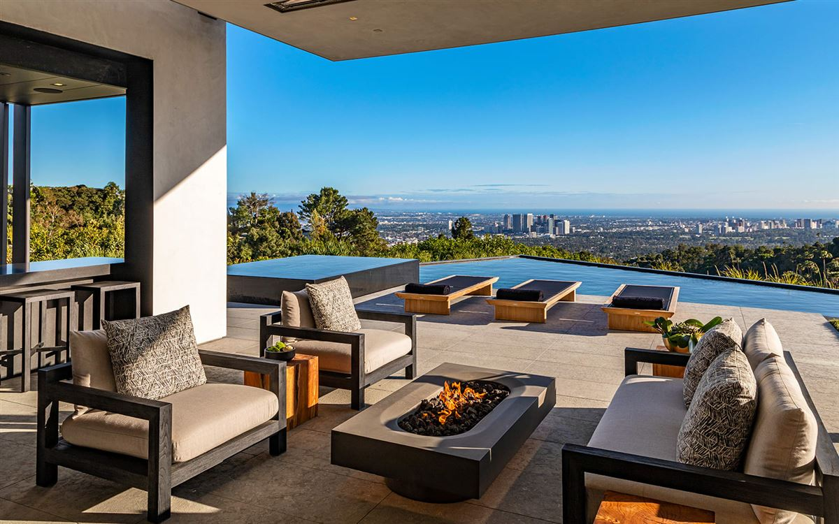 Luxury properties expertly crafted Trousdale Estates residence