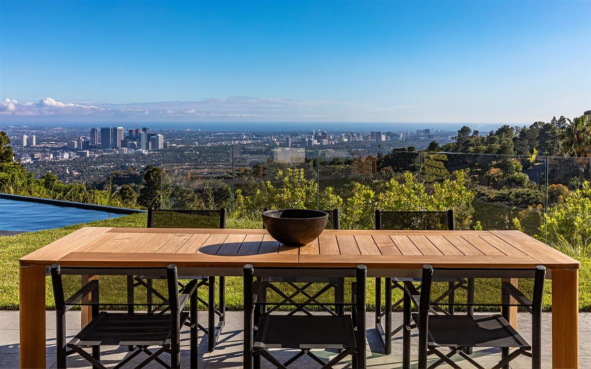 expertly crafted Trousdale Estates residence luxury properties