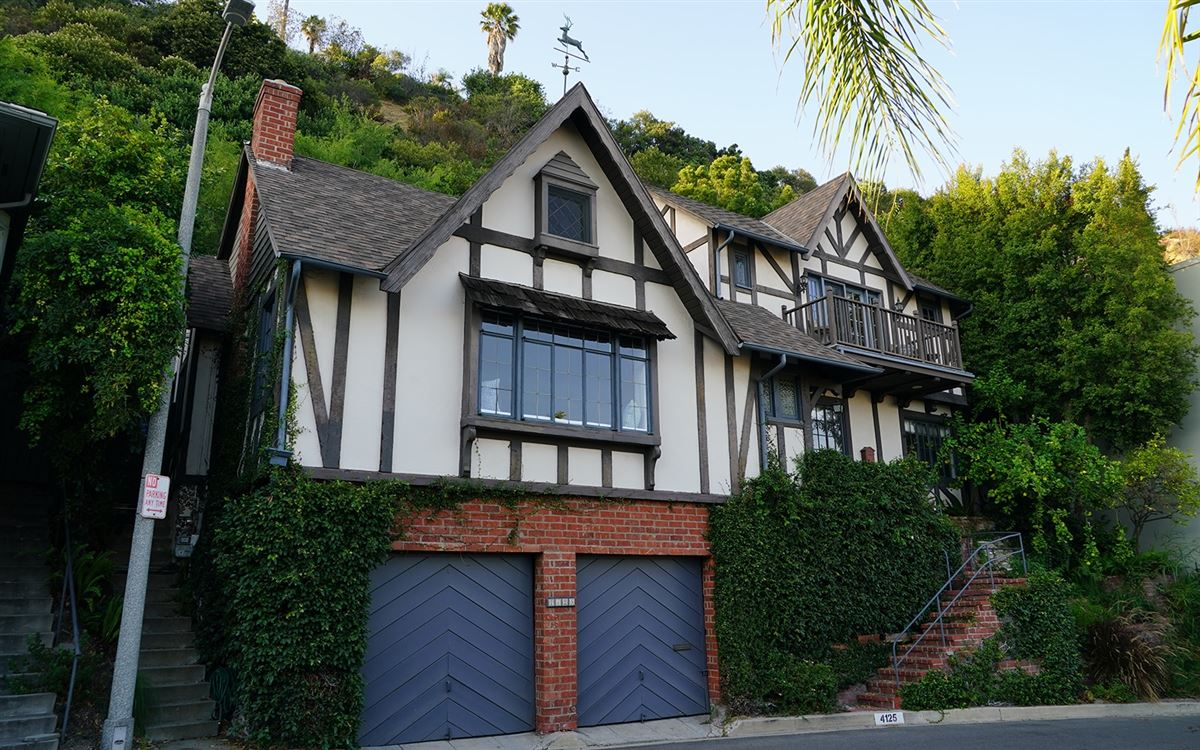 Exceptional English Tudor Home California Luxury Homes Mansions