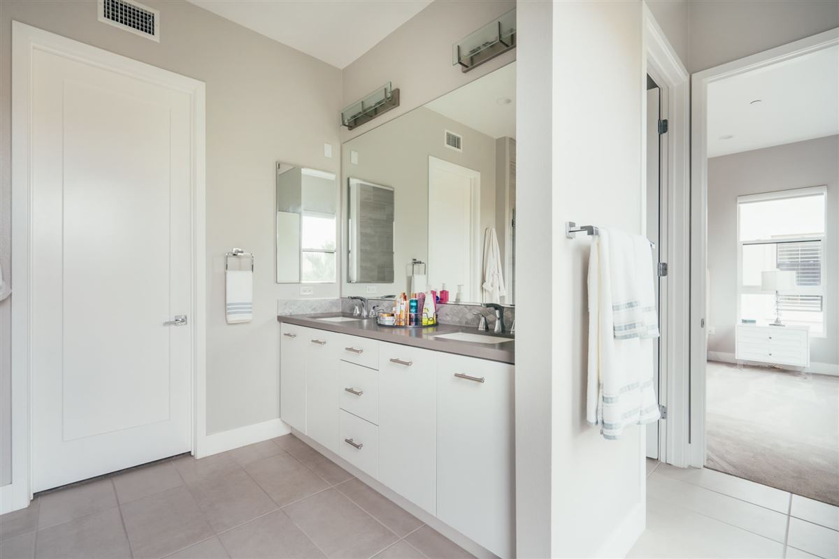 Luxury properties beautifully designed top floor single level condo at CLEO