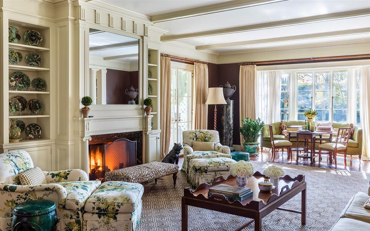 Holmby Hills georgian traditional masterpiece  luxury properties