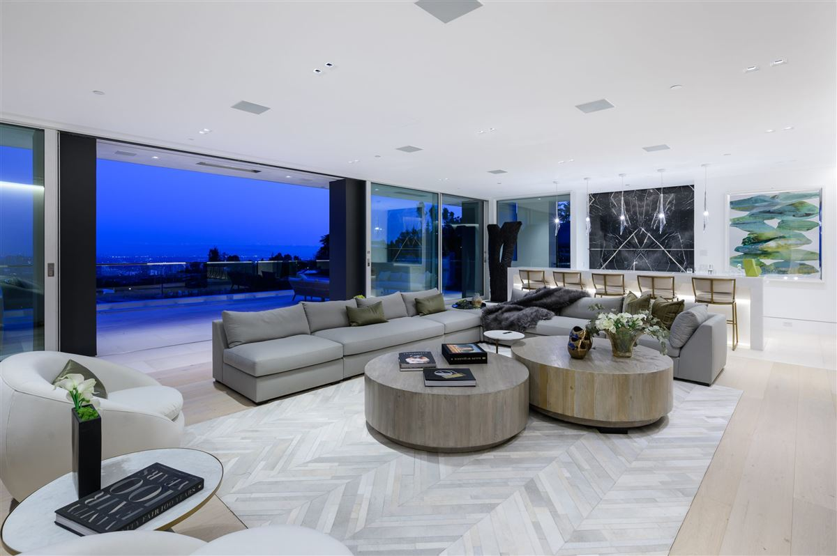 The Orchard Bel Air mansions