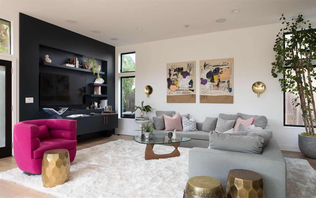 Luxury homes brilliant Venice contemporary