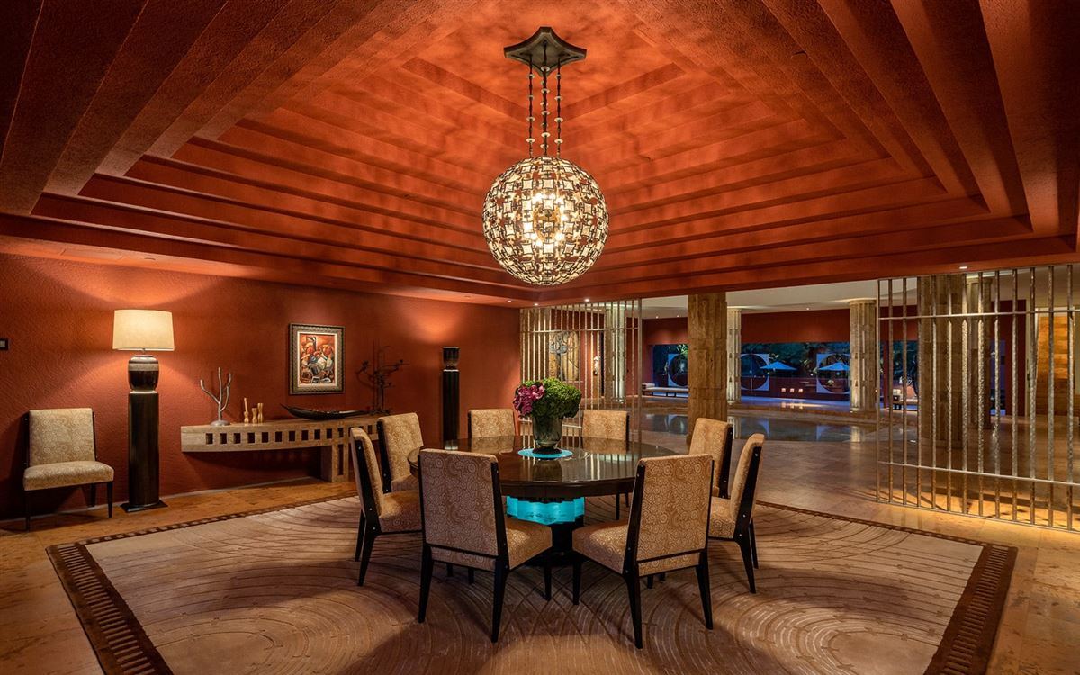 Signature Architectural home on approximately five acres luxury properties