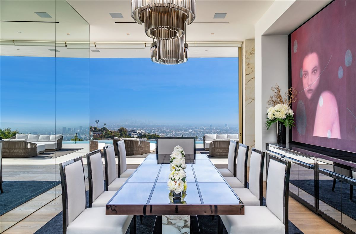modern Shangri-La in Trousdale  luxury properties