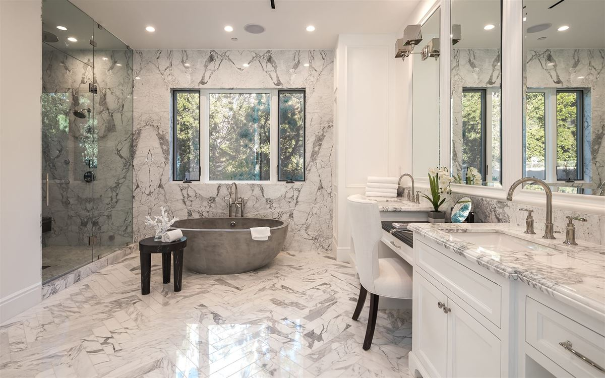 Majestic gated Hollywood Hills compound  luxury homes