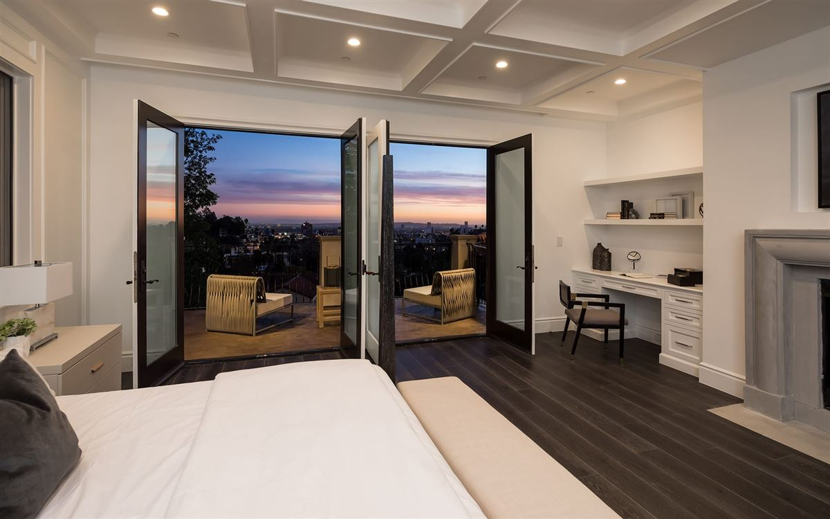 Majestic gated Hollywood Hills compound  luxury properties