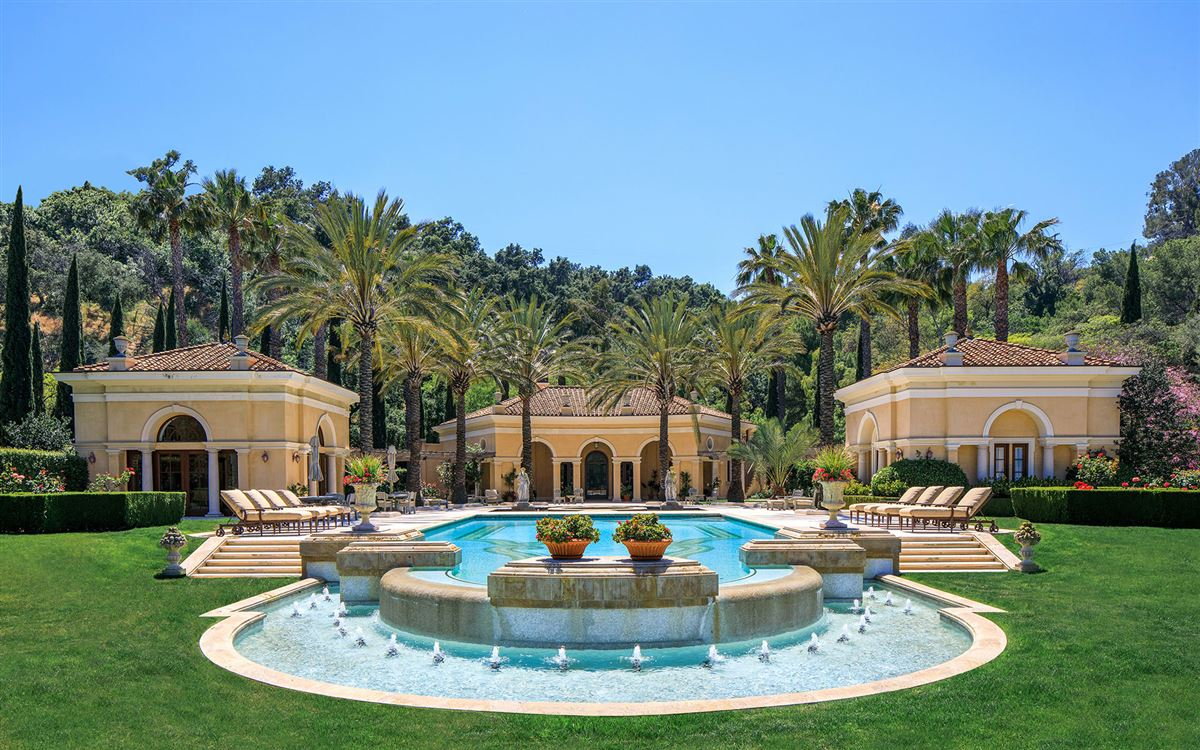Luxury homes Villa Firenze