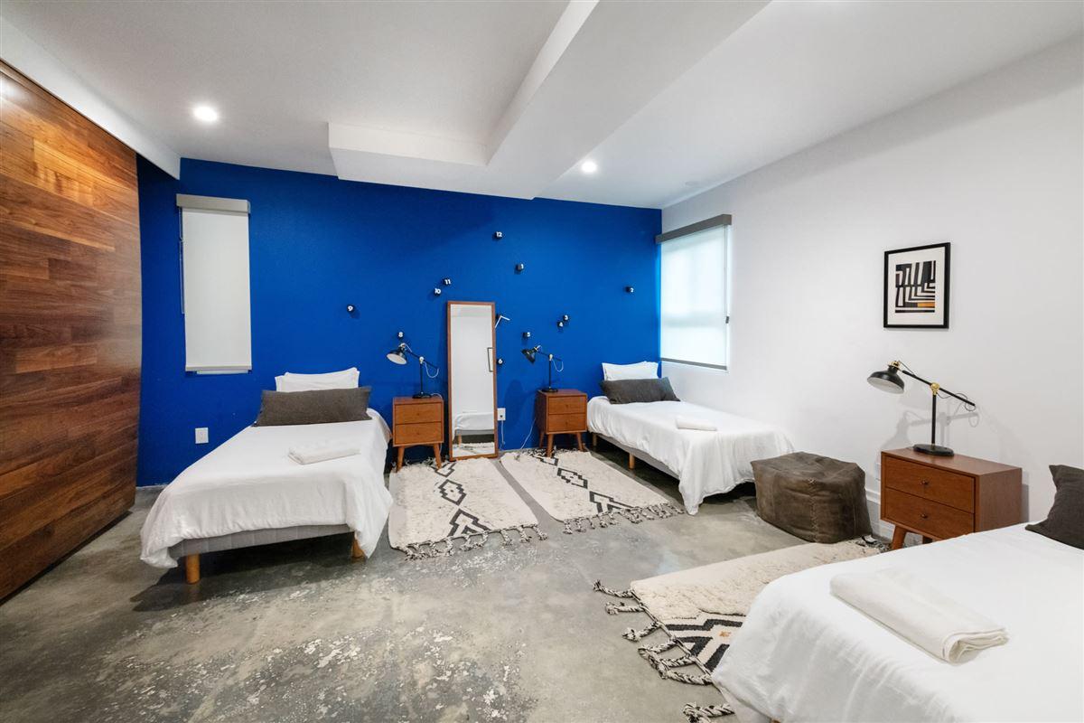 Luxury properties  cool sleek turnkey Venice home