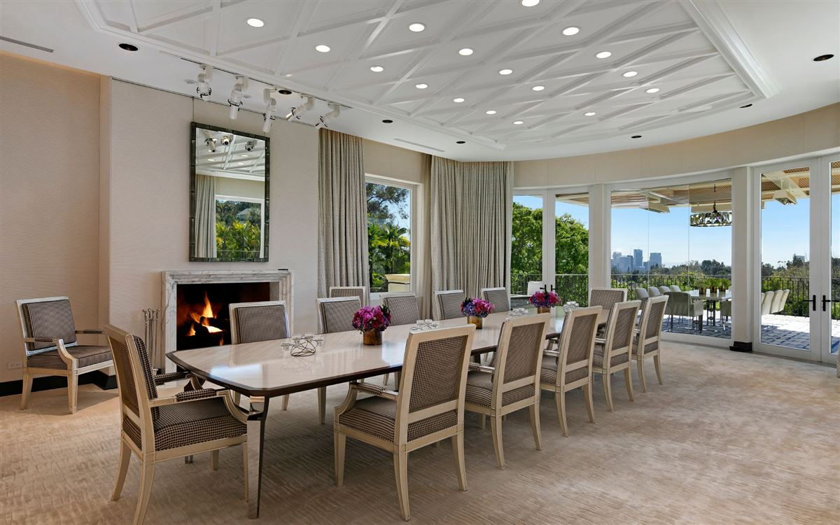 Luxury properties a singular Beverly Hills city estate