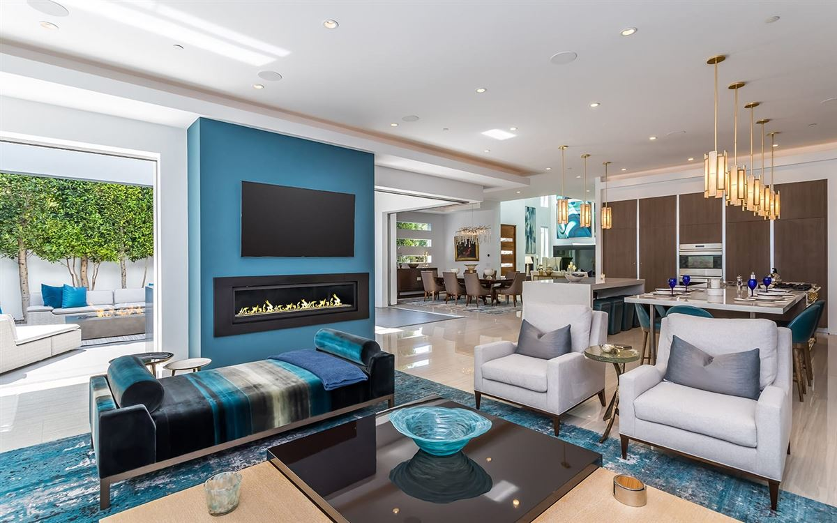 Completely and impeccably refreshed luxury homes