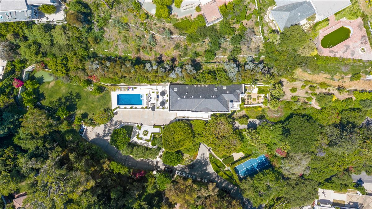One of the finest examples of Bel-Air living luxury real estate