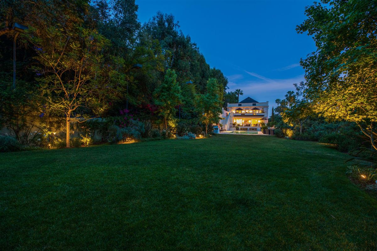 One of the finest examples of Bel-Air living luxury properties