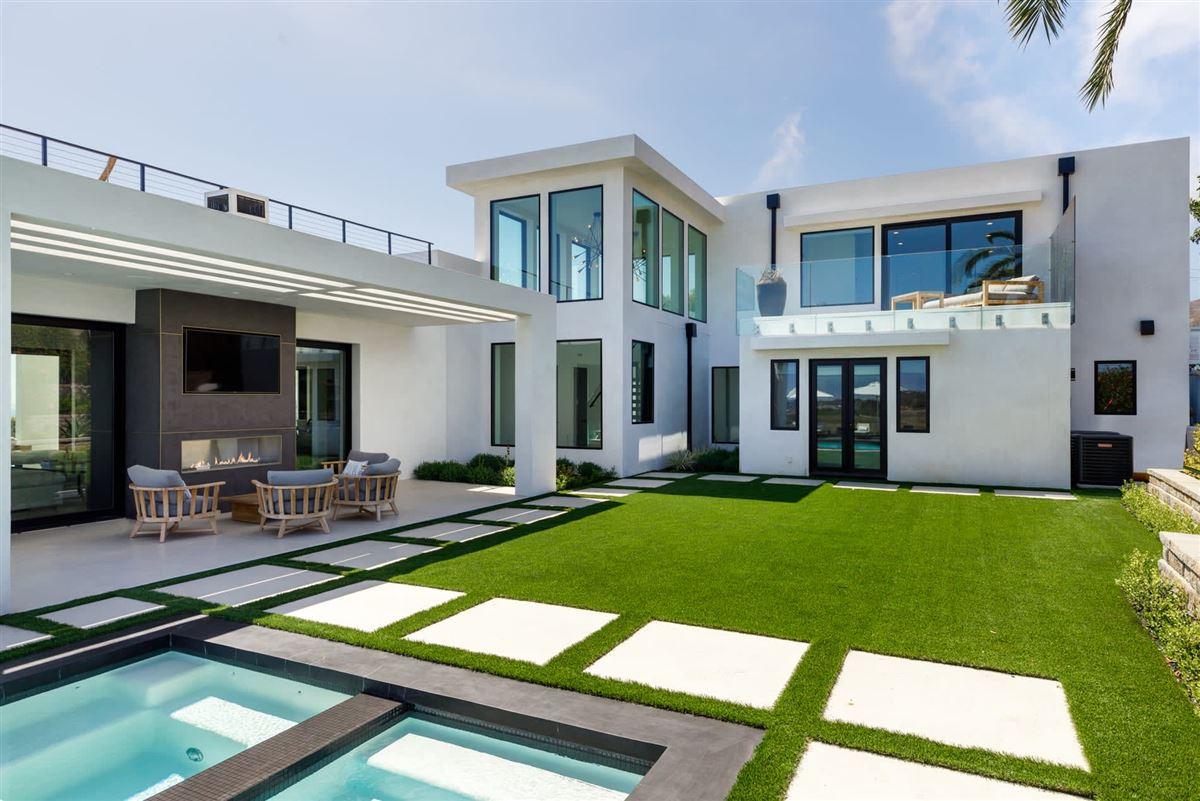 finest newly-finished estate in malibu park luxury real estate