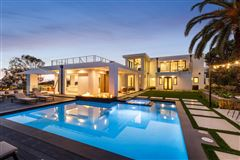 finest newly-finished estate in malibu park mansions