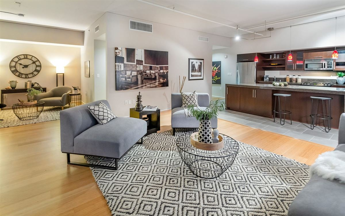bright corner unit with UNPARALLELED CITY VIEWS luxury properties