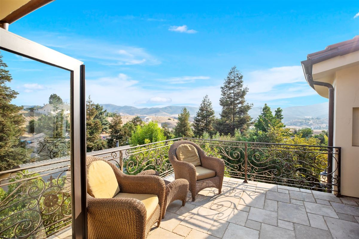 Luxury real estate Custom gated Mediterranean compound