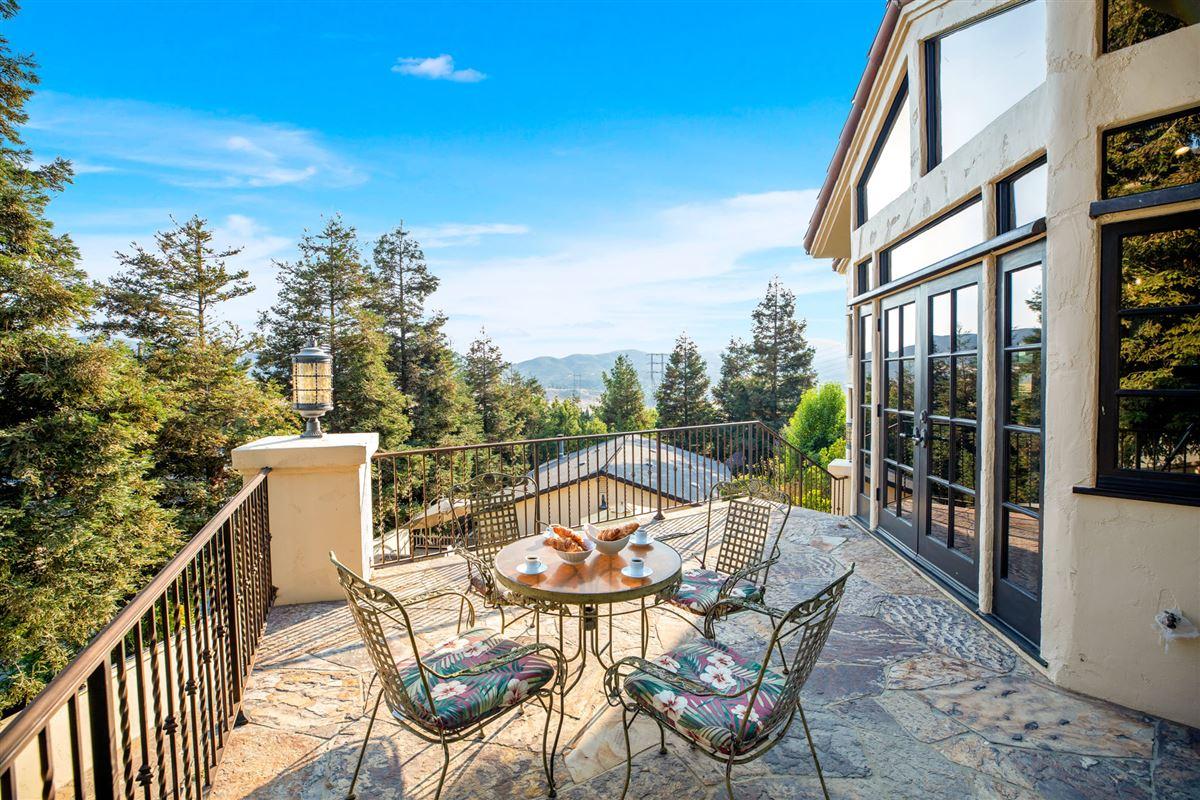 Luxury homes in Custom gated Mediterranean compound