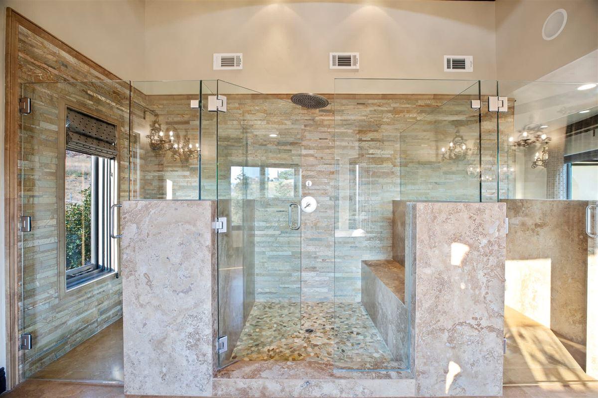 Luxury properties Custom gated Mediterranean compound