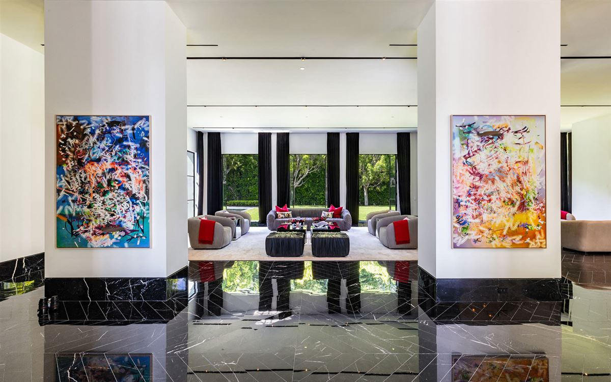 Luxury real estate Bel Airs latest masterpiece