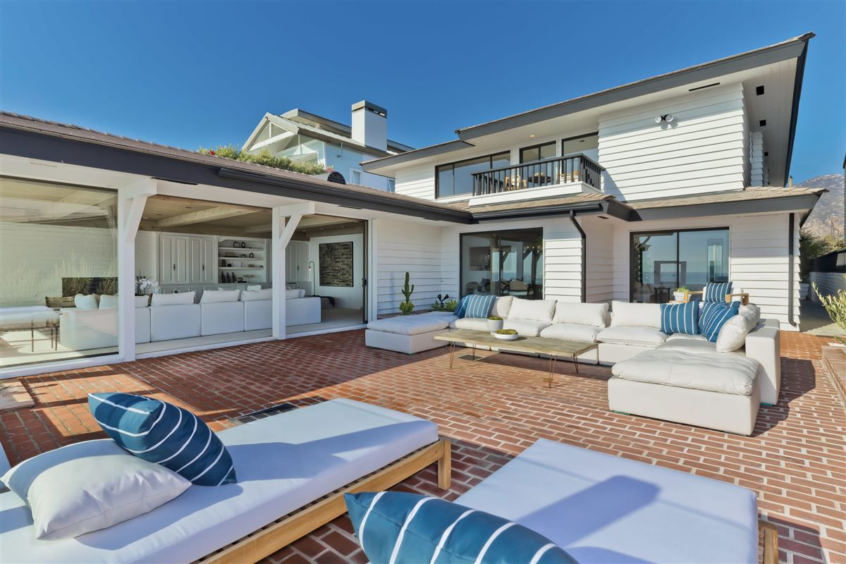 true iconic mid-century land-side and ocean-side compound luxury properties