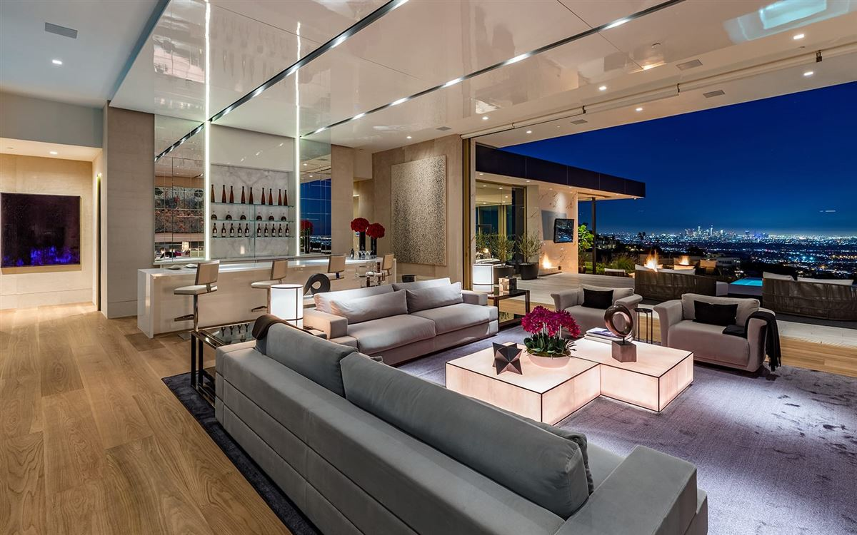 The most spectacular modern house ever luxury real estate