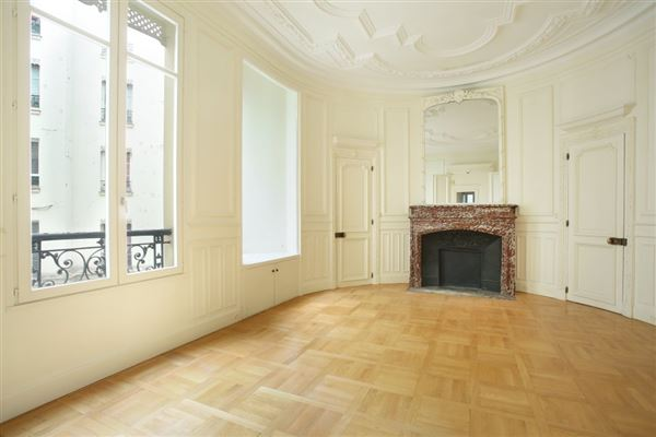 Luxury real estate beautifully renovated apartment