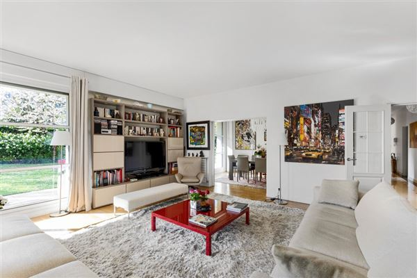 bright and spacious garden level apartment luxury real estate