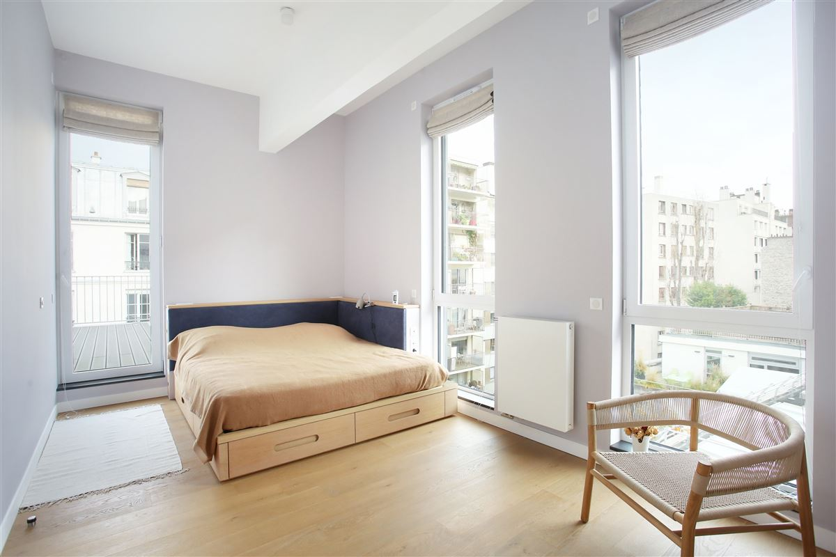 Luxury homes top floor duplex apartment