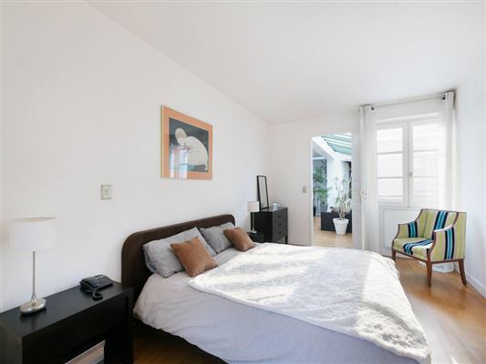 Luxury real estate Hotel de PREVENCHERES top floor apartment