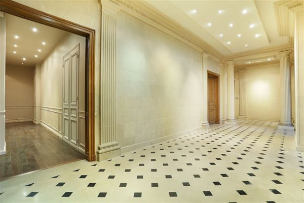 Luxury real estate beautiful apartment in prestigious building