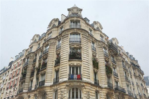 first floor rental in a corner building luxury properties