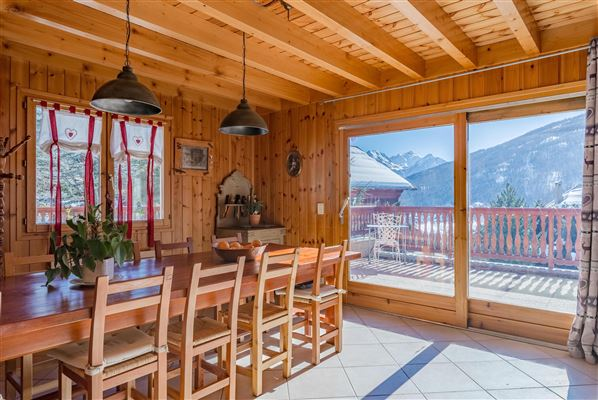 superb chalet in a peaceful residential area luxury homes