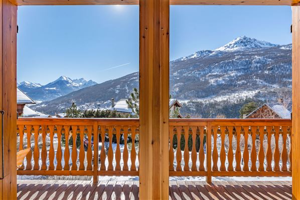 superb chalet in a peaceful residential area luxury real estate