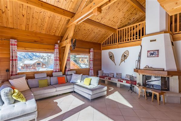 Luxury properties superb chalet in a peaceful residential area