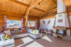 Luxury homes superb chalet in a peaceful residential area