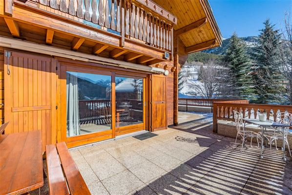 superb chalet in a peaceful residential area luxury properties