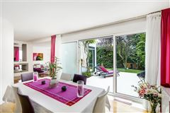Mansions in superb property in Saint-Cloud