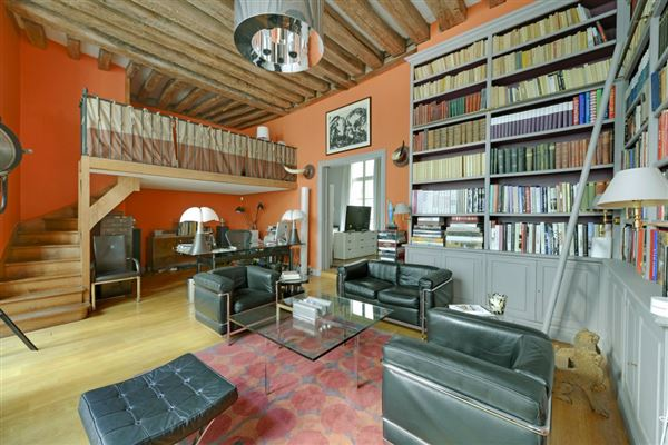 Luxury properties  An exceptional property in a prime location in the capital