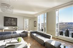 Luxury homes in one of the most beautiful addresses in Paris