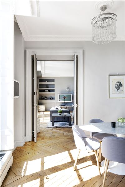 one of the most beautiful addresses in Paris luxury homes
