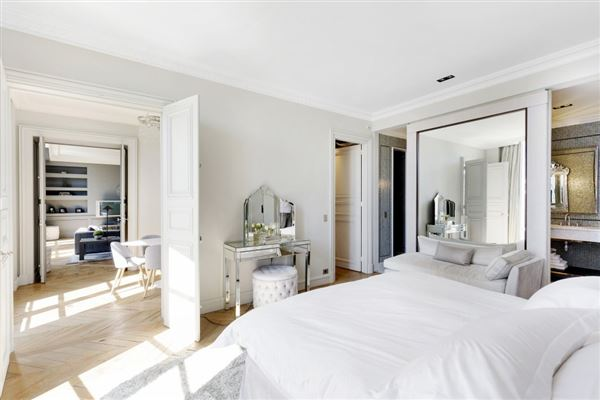 one of the most beautiful addresses in Paris luxury real estate
